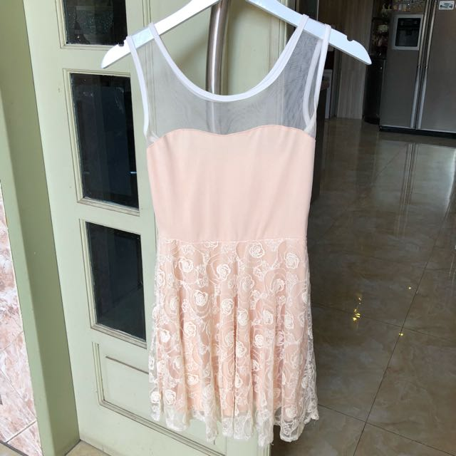Dress Nude BARU