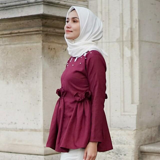 Emma blouse Wearing Klamby