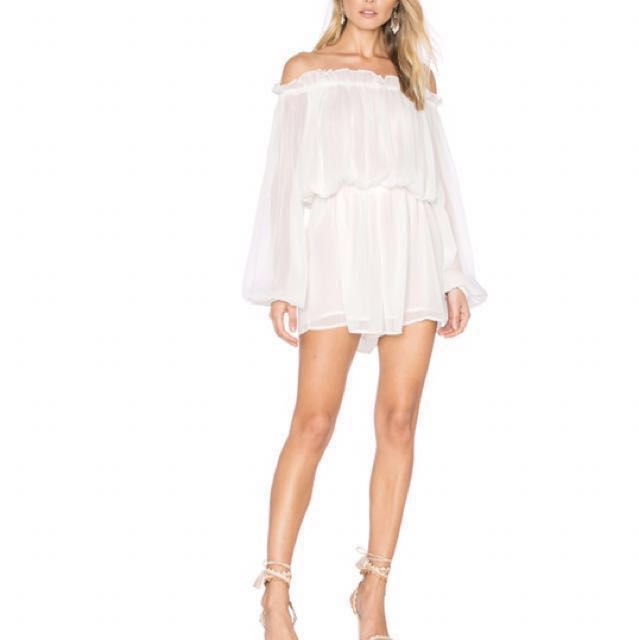 Finders Keepers Mateo Playsuit XS