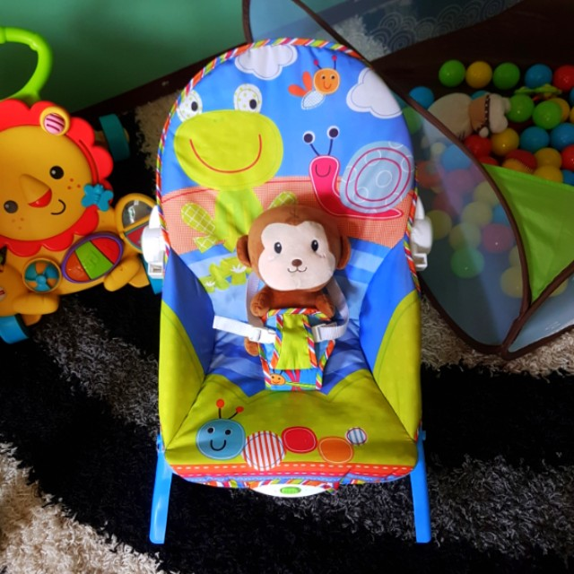 Fisher Price Rocker PreLoved