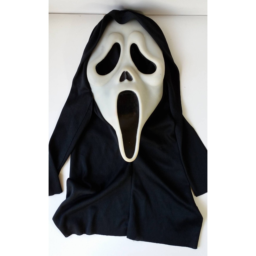 Ghost face mask Scream Mask