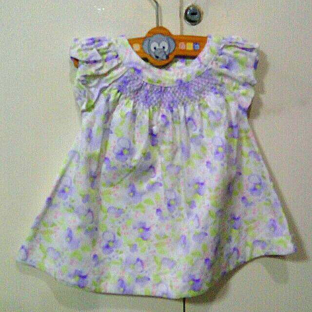 Gymboree baby dress/top