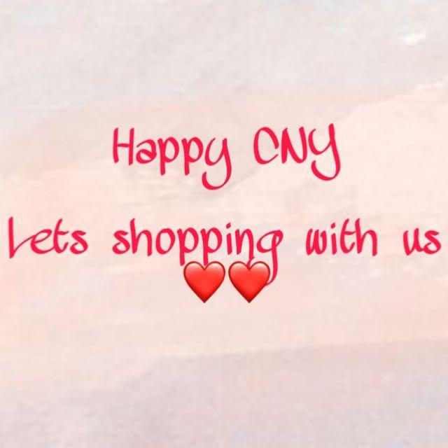 Happy shopping!