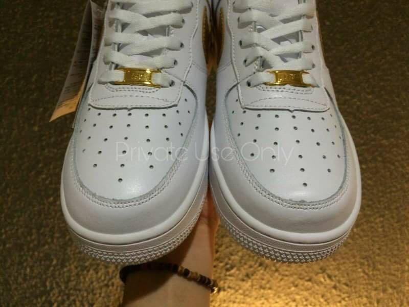 Hot in Stock) Cristiano Ronaldo 'CR7' x Nike Air Force 1 Low