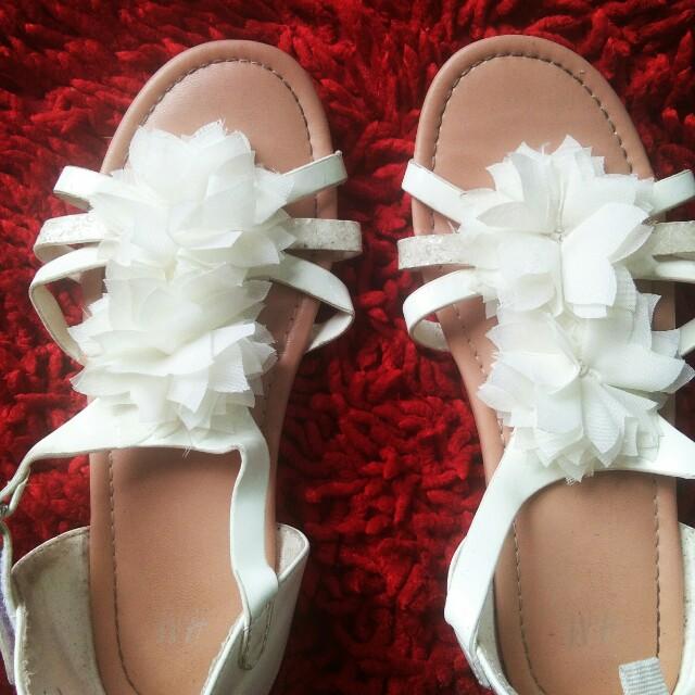 #ImlekHoki h&m sandal