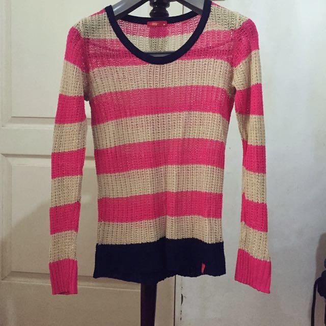 Jag crochet shirt