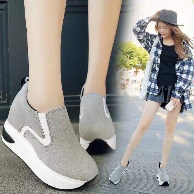 Korea Wedge shoes
