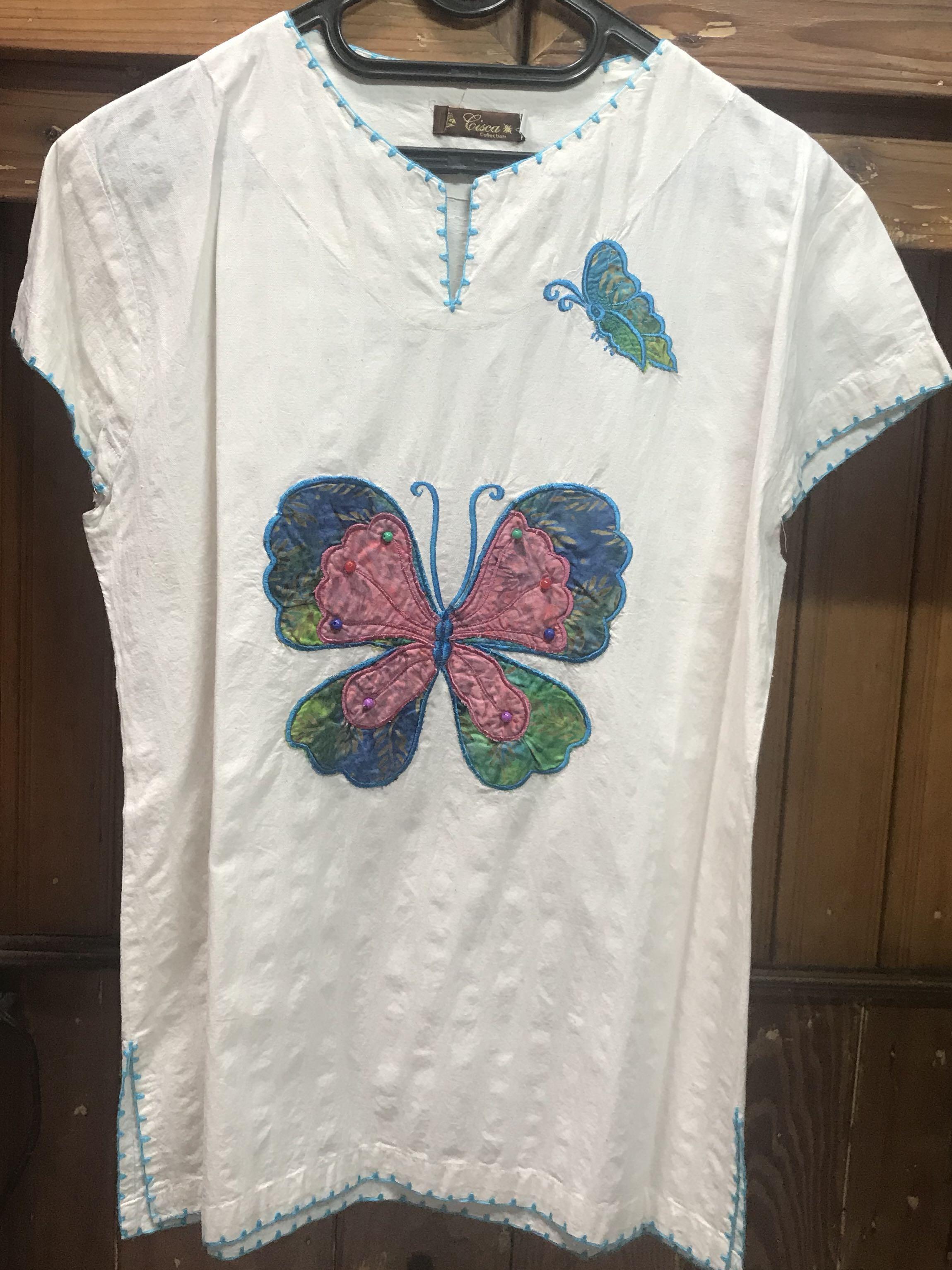 Linen etnik shirt