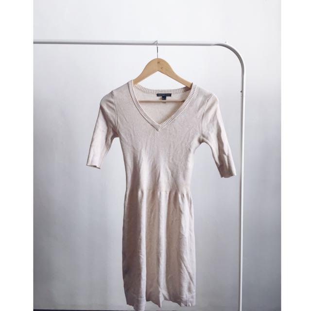 mango knit dress