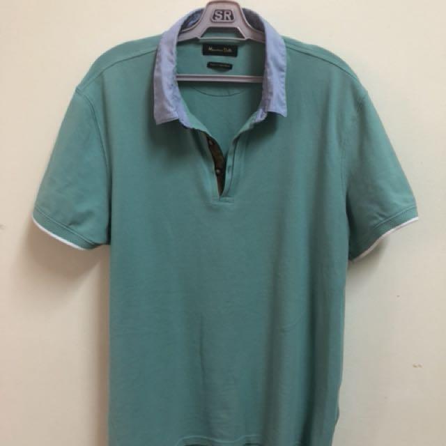 Massimo Dutti Polo Shirt