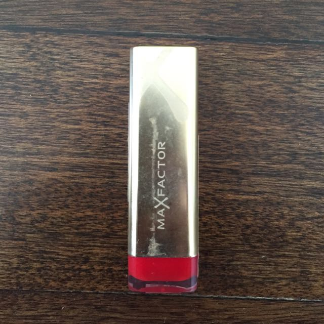 Max Factor Ruby Tuesday Lipstick