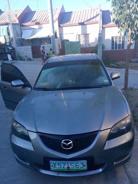 Mazda 3 Model 2004