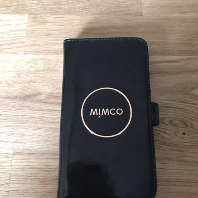 Mimco iPhone 6+ phone case