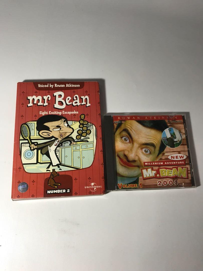 Mr bean dvd set