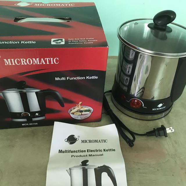 Multifunction Electric Kettle