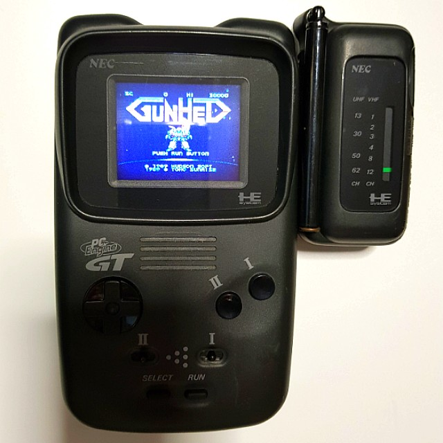 NEC PC ENGINE GT with TUNER, Toys & Games, Video Gaming