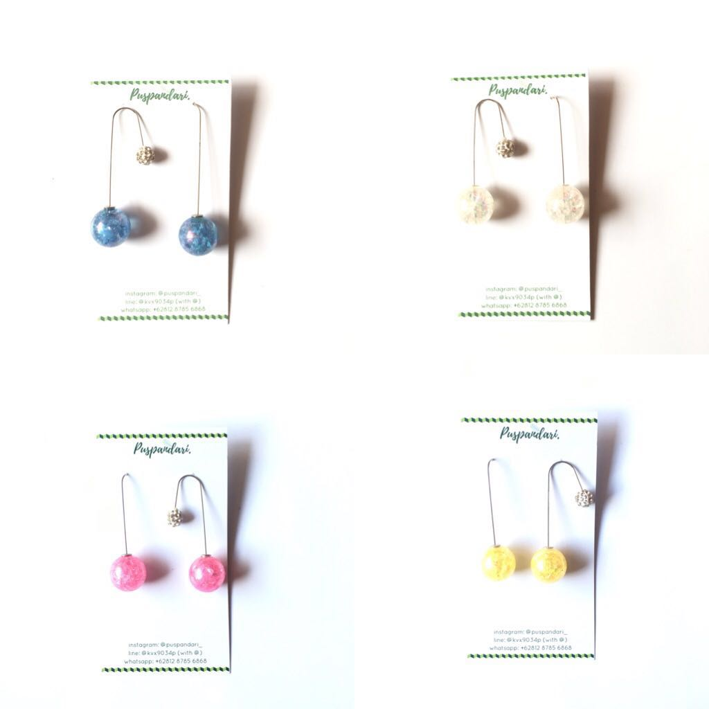 NEW Endel Earrings @puspandari_