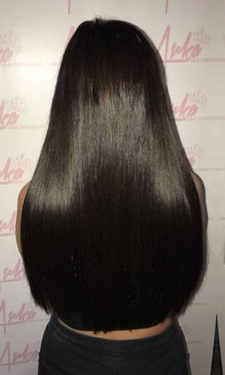 NEW IN UNOPENED PACKS - SALON QUALITY 9A GRADE FULL EUROPEAN HUMAN HAIR - NEW IN PACKS