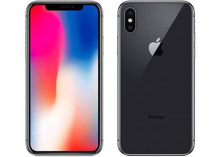 NEW iPhone X Space Gray 256GB