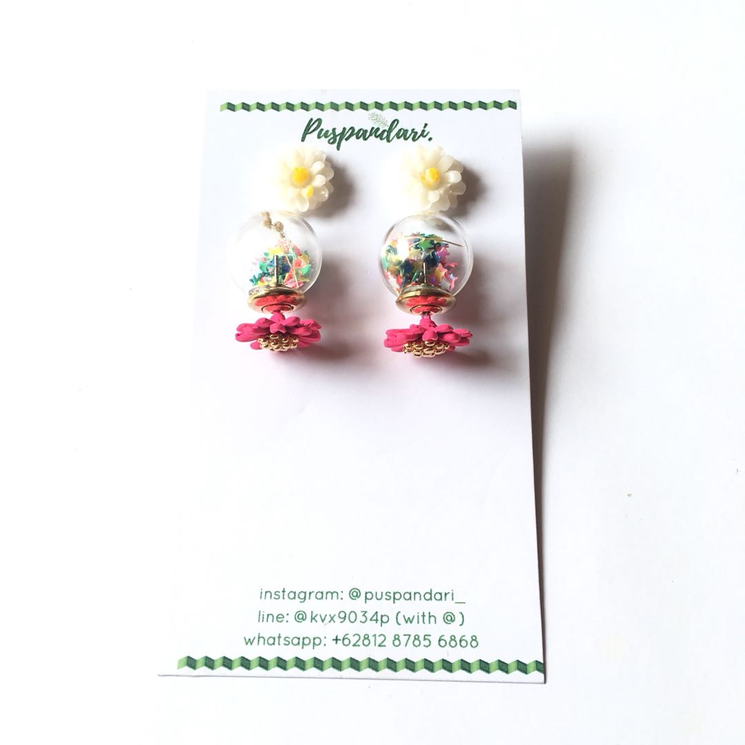 NEW Maitreya Earrings (2pairs) @puspandari_