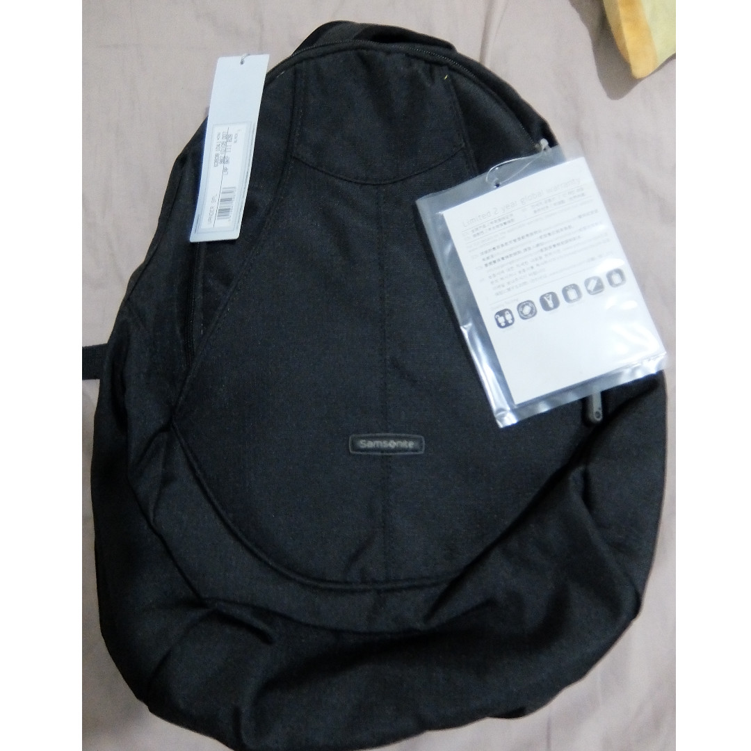 New (never used) Samsonite Wander Spl Laptop Backpack (Black)