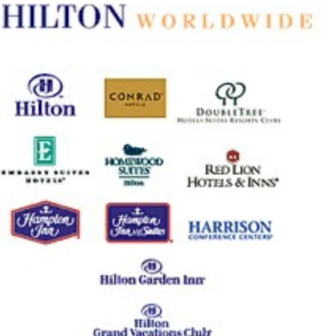 Paid your Hilton hotel breakfast (worldwide) less than at mcdonalds