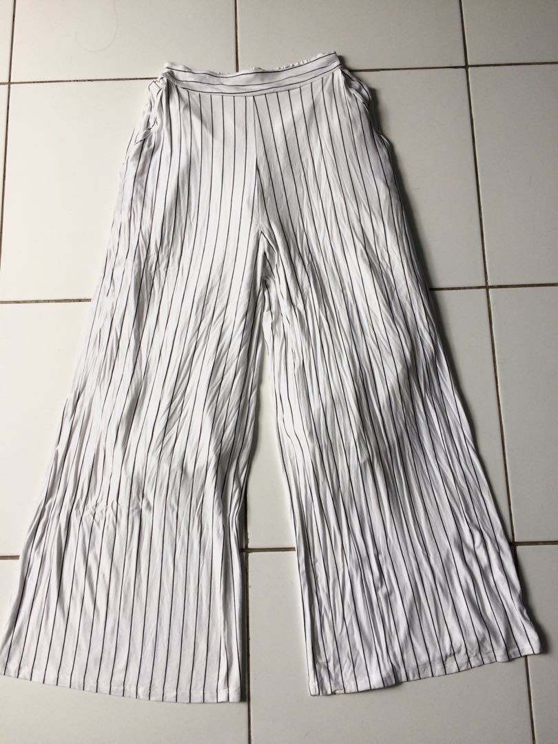 Palazo Pants striped