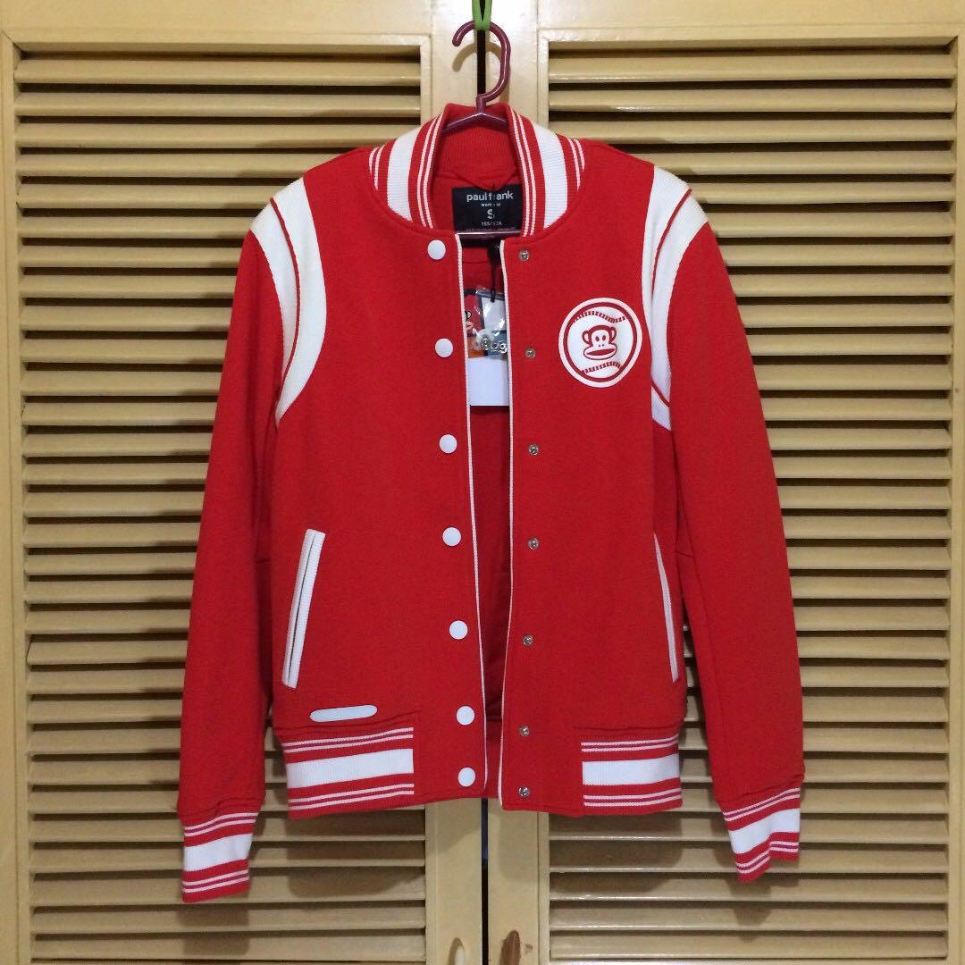 Paul Frank Varsity Jacket - Small