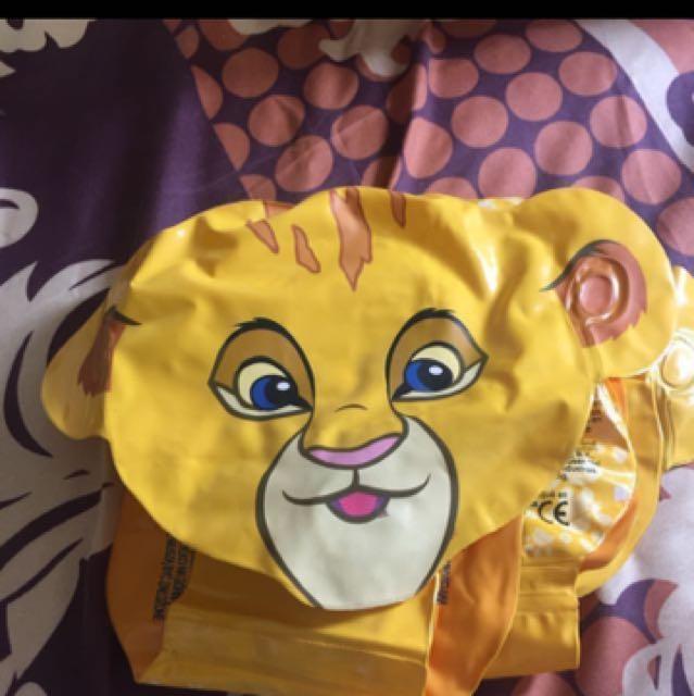 pelampung tangan lion(hanya hari ini 10ribu)