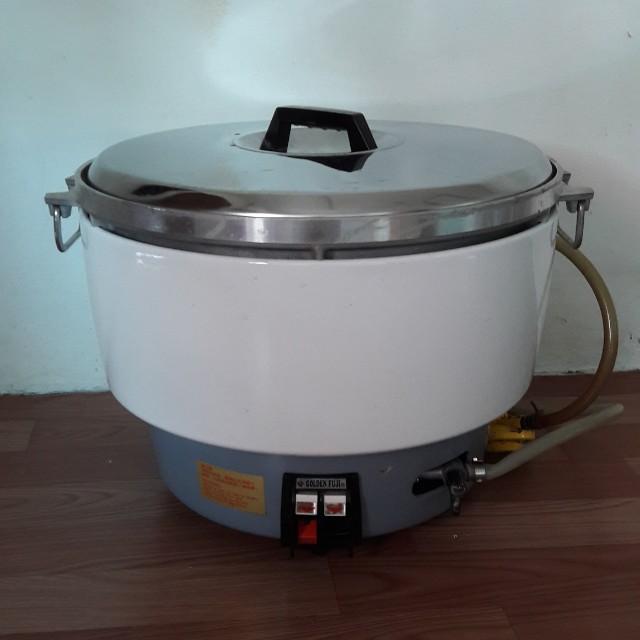 Periuk Nasi Gas 10liter Golden Fuji Kitchen Liances On Carou