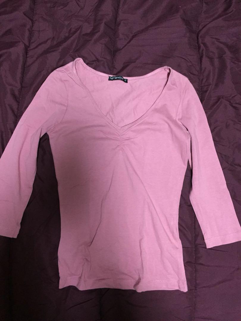 Pink Terranova Top