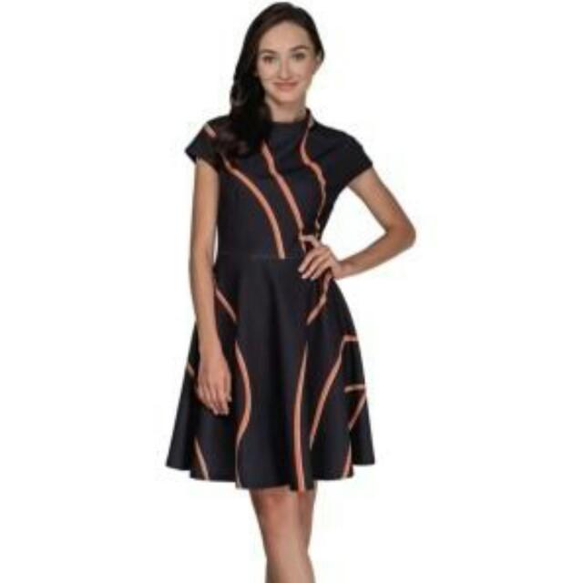 Plains and Prints c/s dress