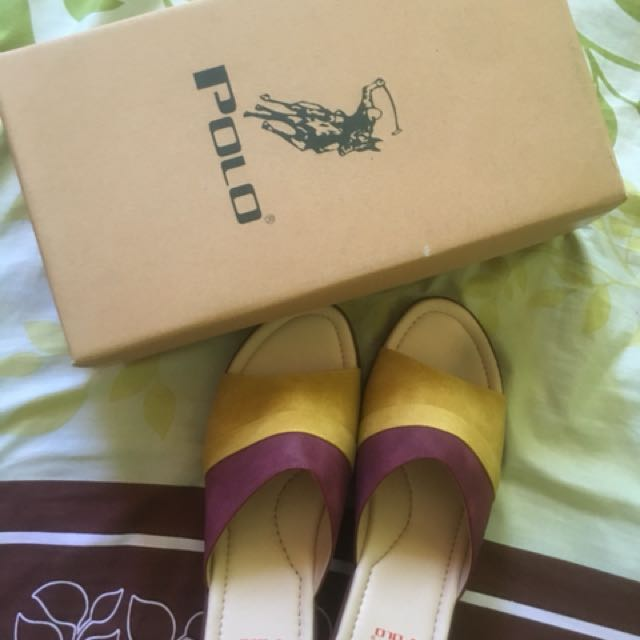 Polo authentic shoes
