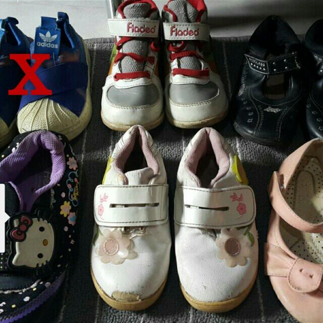 Sepatu anak 10.000-35.000