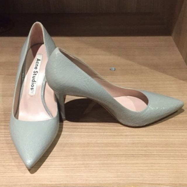 SIZE 8.5 ACNE STUDIOS WORN ONCE