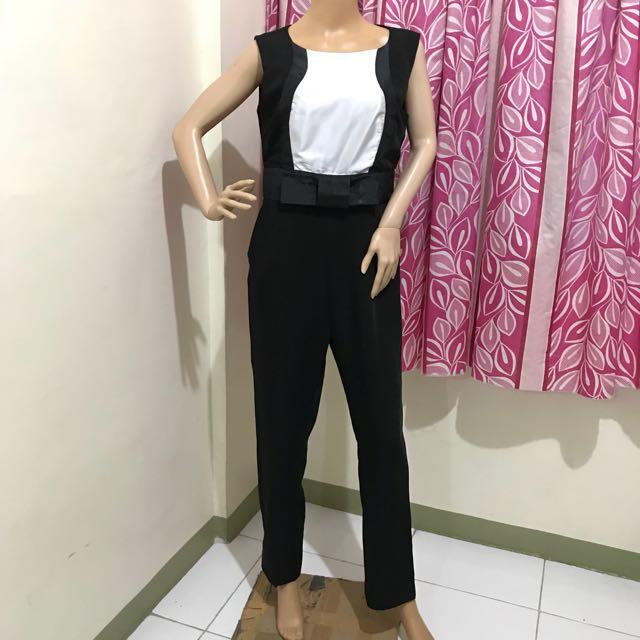 Size XL Elegant Jumpsuit