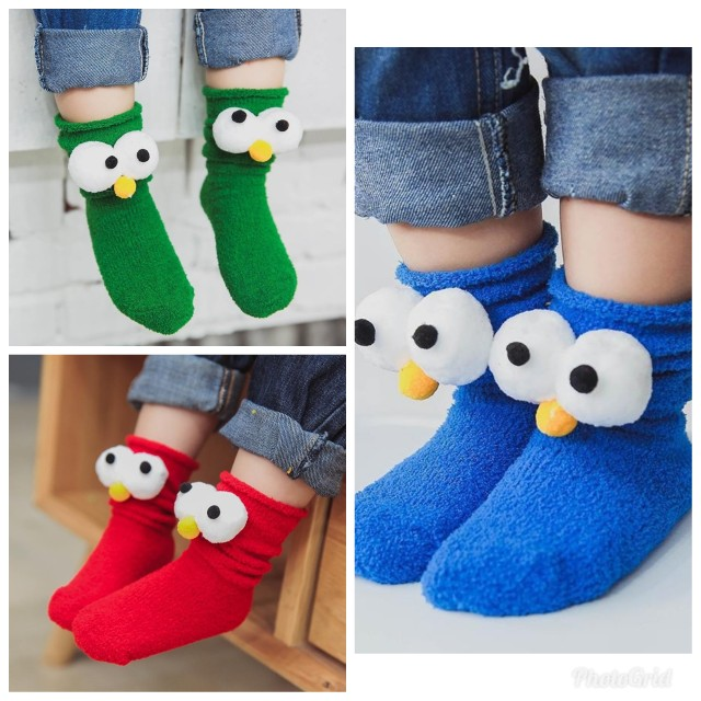 Socks with Eyes