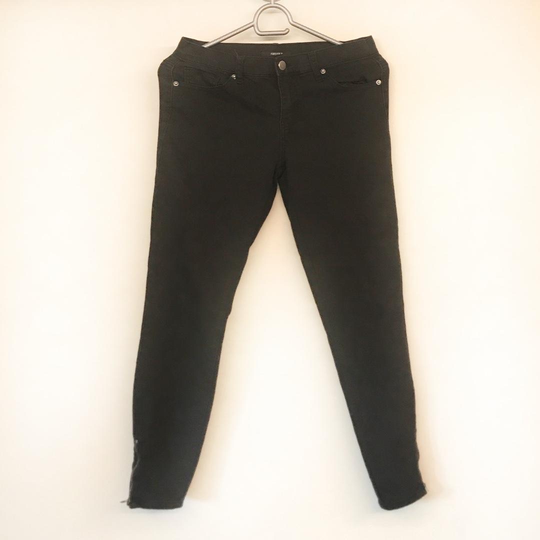 stretchable pants tuna habang diet pa.