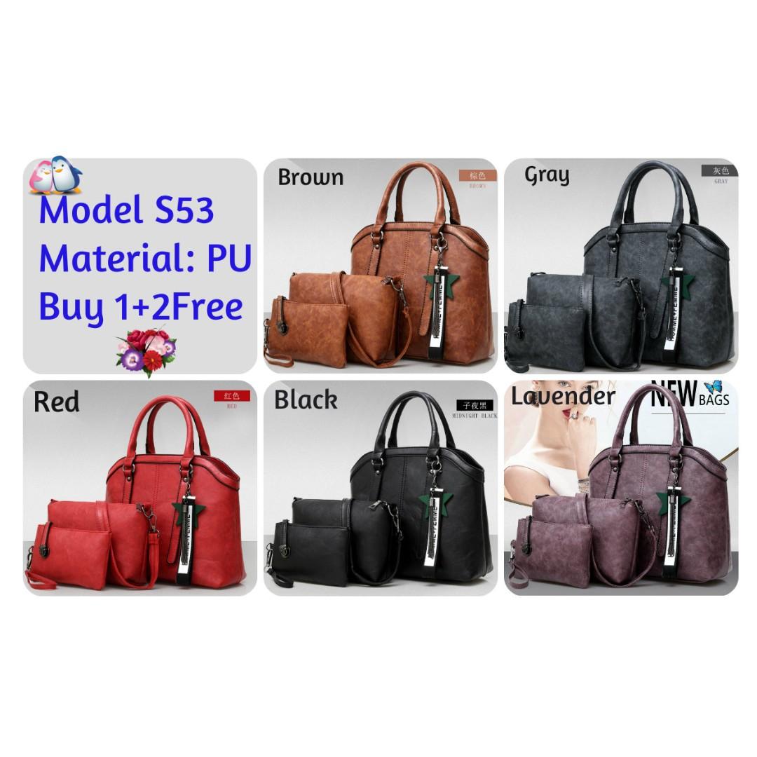 95c9e7d4b30 Stylish, Trendy and Elegant Bag Buy 1 + Free 2 pcs