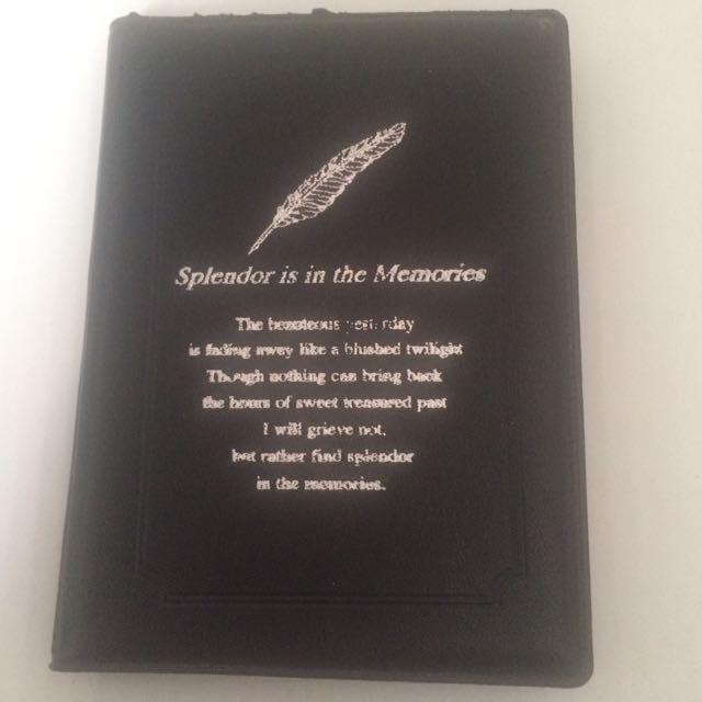 Super Cute Note Book