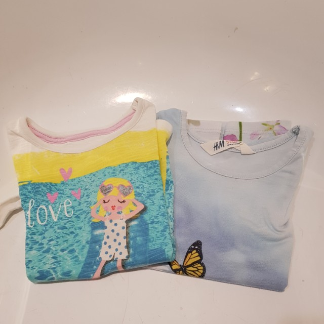 Take 2! H&M & Mother Care 1.5-3Y