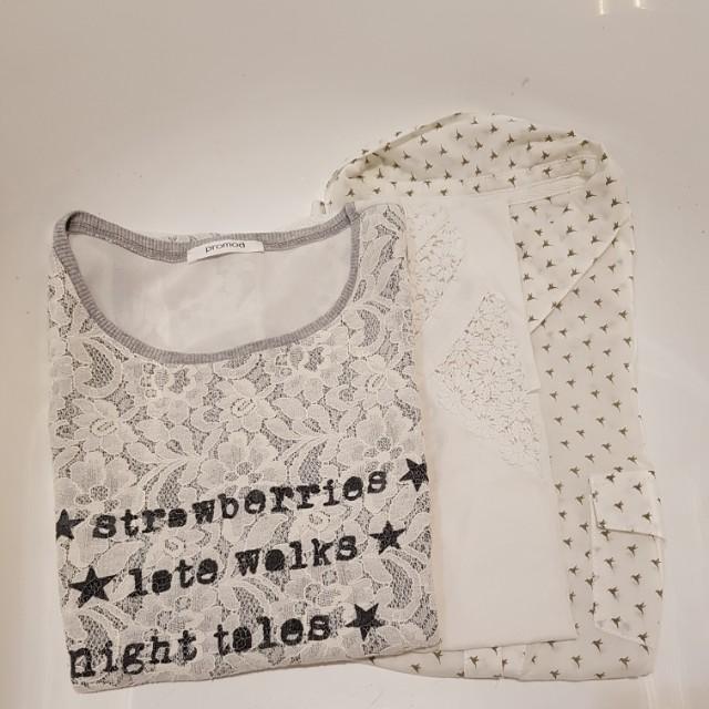 Take 3! Promod & Zara Small