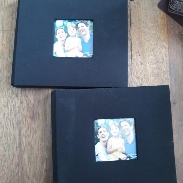 Take all 2pcs Photo Album for Scrapbooking