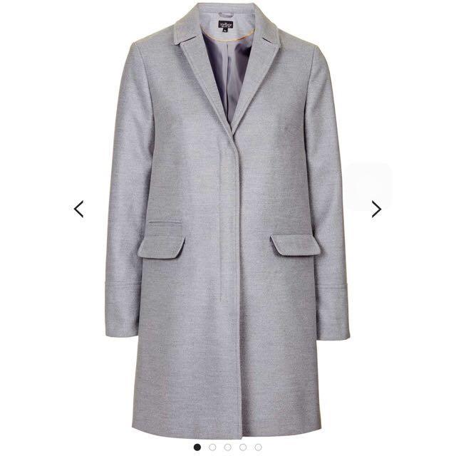 Tall Slim Pocket Coat