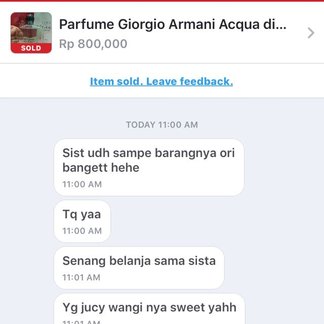 Testi from trusted buyer😘