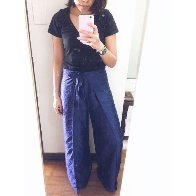 thai wrap pants