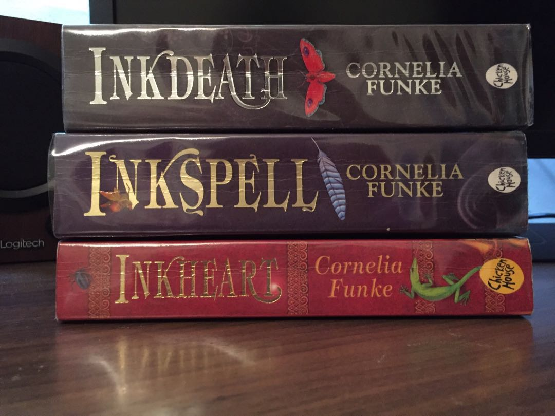 The Inkspell Trilogy