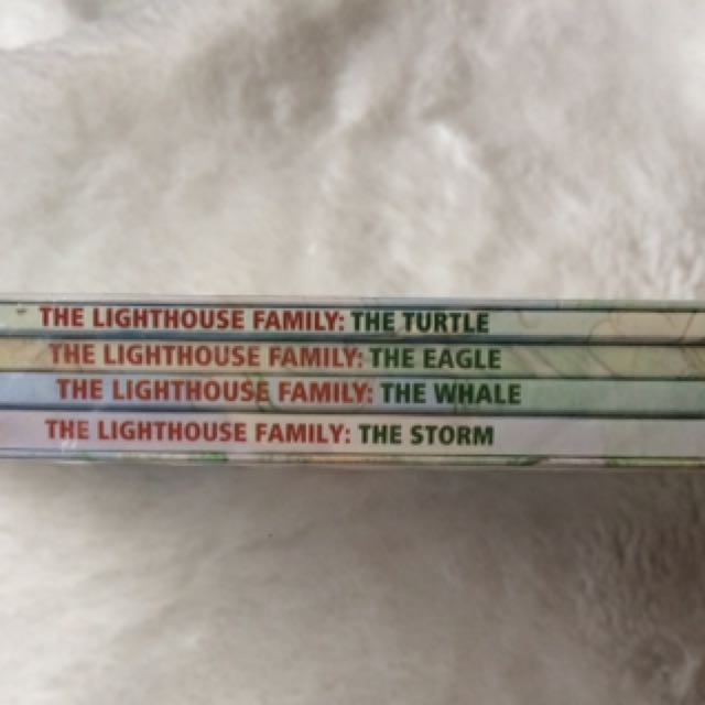 The Lighthouse Family Treasury