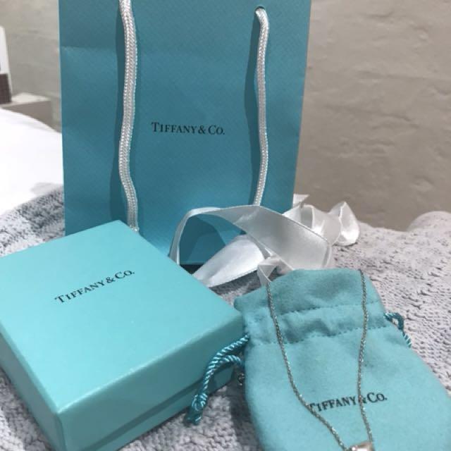 Tiffany & Co Elsa Peretti Bean Pendant 9mm
