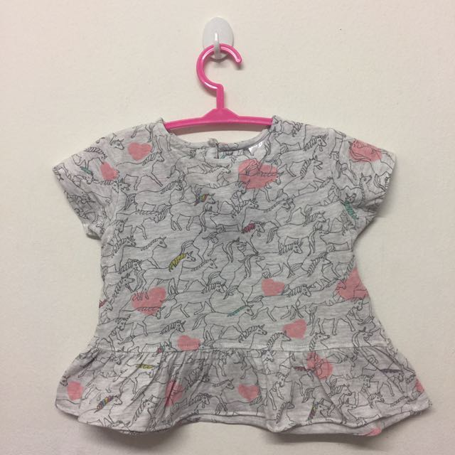Tops (Size: 3-6 Months)